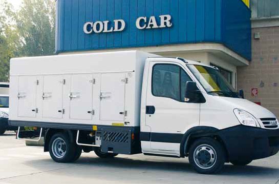 IVECO DAILY 35C/S - wb. 3450 mod. 360 8SP BT N.5